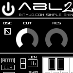ABL2 Bitmud Simple Skin